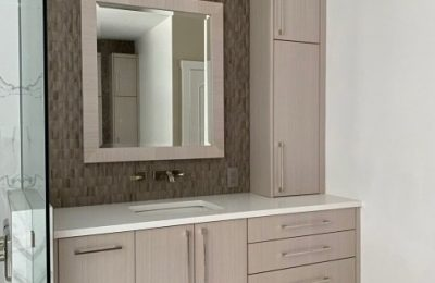 Custom Real Wood Bathroom Cabinets Gainesville Florida Straw Custom Woodwork