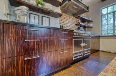 Macassar Ebony Custom Kitchen Cabinets Gainesville Florida Straw Custom Woodwork