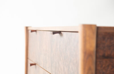 Cocobolo and Walnut Drawers