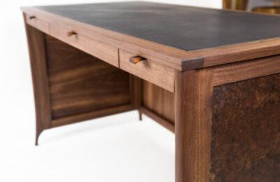 Custom-Walnut-Desk