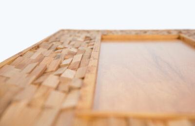 Wood-wall-panel