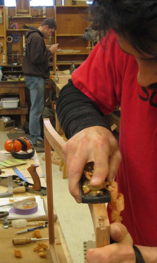 Woodworking Persistence