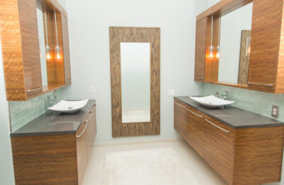 modern-bathroom-remodel-his-and-her-bathroom-floating-vanity-contemporary-custom-clean-lines-florida-gainesville-naples-jacksonville-sarasota