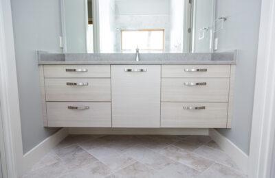 white-floating-vanity