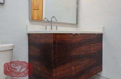 exotci wood cabinets