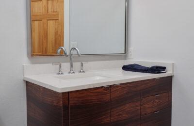 rosewood vanity modern